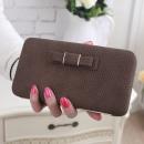 Großhandel Handtaschen:Frauen Clutch Bag Brown
