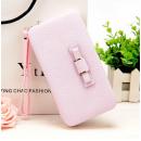 wholesale Handbags: Women's Clutch Bag Pale Pink