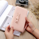 Großhandel Handtaschen: Weibliche Handtasche mit Pfirsichblume