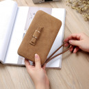 Großhandel Handtaschen: Weibliche Clutch Bag Coffee Brown