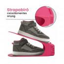 Platzsparende Schuhaufbewahrung