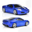 Forma del ratón Bluetooth para coche pequeño