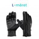 Großhandel Fahrräder & Zubehör: Schnittfester wetterfester Handschuh Größe L