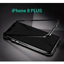 wholesale Mobile phone cases: Magnetic Transparent Iphone Phone Iphone 8 PLUS