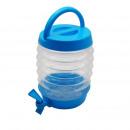 wholesale Drinking Glasses: Beverage dispenser 3.5 liters foldable