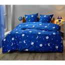 wholesale Bedlinen & Mattresses: 2-part mixcrofibre Bed linen bed linen set Wel