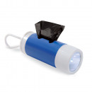 wholesale Flashlights: LED flashlight with manure bag dispenser + carabin