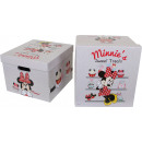 wholesale Others: Minnie Mouse storage box