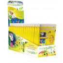 wholesale Drugstore & Beauty: MosquitNo SpotZzz  Mix 5 sheets with 6 stickers
