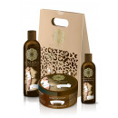 wholesale Wellness & Massage: SPA VINTAGE BODY  OIL Set with Shea Butter