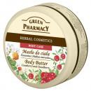 Vert Body Butter pharmacie canneberges et frambois
