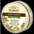 Huile verte corps Pharmacie beurre d'argan et
