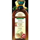 L'huile d'argan et de grenade shampooing p