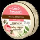 Zucchero Scrub - Rose zucca e tè verde