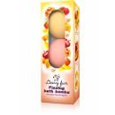 Dairy Milk baño bolas FUN CARAMELO MELOCOTÓN