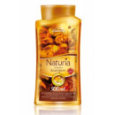 Naturi Shampoo 500ml biosiarką and amber