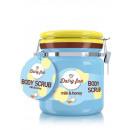 DAIRY FUN Body Scrub 300g milk and honey