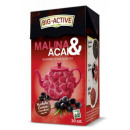 Big-Active Black  Tea with Raspberry & Acai fru
