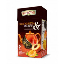 Big-Active Black  Tea Peach and Apricot