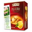 groothandel Food producten: Big-Active pu-erh  thee met citroen 1,8gx40szt.