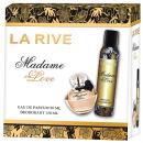 MADAME IN LOVE eau de parfum 90ml, 150ml déodorant
