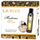 MEVROUW IN LOVE eau de parfum 90ml, 150ml deodoran