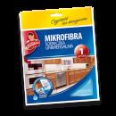 Universal paño de microfibra