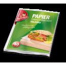 Paper breakfast 40 pcs. Premium