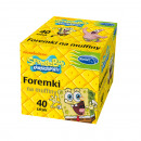 mayorista Molde pastelería gratin: Muffin estaña Spongebob 40pcs. caja