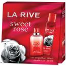 SWEET ROSE eau de parfum 90 ml + 150 ml deodorant