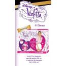 Disney Violetta agua de perfume, gel de baño 250ml
