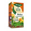 groothandel Food producten: Herbapol  Kruidenthee, Fruit Melissa en AMBER