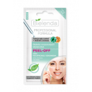 PEEL-OFF mask for face cleansing