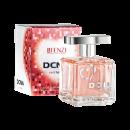 De la Mujer DCNA rojas del corazón Eau de Parfum E