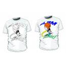 wholesale School Supplies: Disney Mickey T-shirt coloring