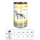 wholesale Pet supplies: KARMA dog RAFI  CLASSIC poultry 415 G