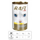 wholesale Pet supplies: KARMA cat RAFI CAT WITH CHICKEN 415 G