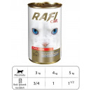 KARMA cat RAFI CAT WITH BEEF 415 G