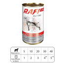 wholesale Pet supplies: KARMA dog RAFI  CLASSIC WITH BEEF 415g