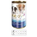 wholesale Pet supplies: KARMA dog RAFI  JUNIOR PATE veal 400G