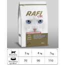 wholesale Pet supplies: Dry food for cats  RAFI WITH SALMON AND RICE 400 G