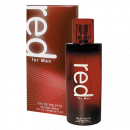 Großhandel Parfum: Rot für Männer Eau de Parfum 100 ml