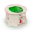 wholesale Child and Baby Equipment: Tron folding disposable potty for children 12pcs.