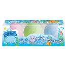 BALLS FOR BATH OCEAN FRIENDS 3X100G