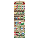 HERBAL CARE ECO Cosmetics 226 pcs. + STAND Free