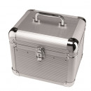 wholesale Travel Accessories: Aluminum trunk for cosmetics