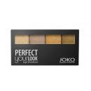 hurtownia Make-up: Joko Kaseta cieni quattro Perfect your look Nr 402