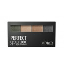 hurtownia Make-up: Joko Kaseta cieni quattro Perfect your look Nr 403