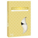 Perfume Mundial toque de oro: Velas perfumadas