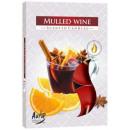 Candele profumate, tealight: Vin brulè